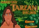 Квест: Побег Тарзана