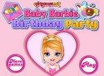 Малышка Барби: Вечеринка в день рождения