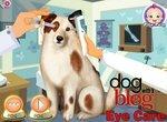 Собака точка ком: Лечим глаза Стэну
