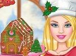 Новый год: Элли готовит пряничный домик
