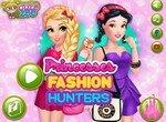 Диснеевские принцессы — охотницы за модой