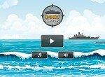 Пошаговый бой военных кораблей