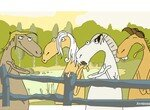 Ансамбль поющих лошадей