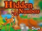 Бэмби в поисках цифр