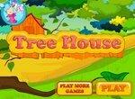 Строим дом на дереве в лесу