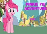 Пинки Пай на каменном пути