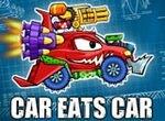 Машина ест машину 1: Хищные машины