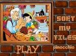 Собери картинку с Пиноккио