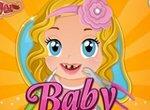 Малышка собирается к зубному врачу