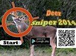 Снайпер-охотник на оленей 2014