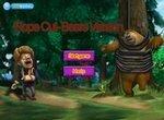 Перережь веревку с медведем соседом
