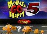 Счастливая обезьянка 5: Квест