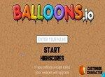 Balloons.io: Надувные шары ио