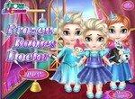 Доктор для принцесс Эльзы и Анны