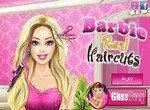 Создай стильную прическу для Барби