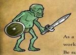 Зомби-рыцарь
