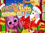 Санта Клаус собирается к Тото