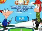 Финис и Ферб: Игра в гольф