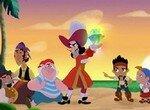 Джейк и пираты: Пазл с капитаном Крюком