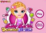 Малышка Барби: Заплетаем косички