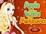 Макияж для Эппл Вайт