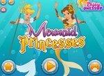 Принцессы Диснея: В образе русалки