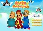 Элвин и бурундуки: Автогонки для детей