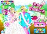 Одевалка на свадьбу феи