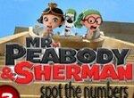 Пибоди и Шерман: Поиск цифр