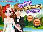 Создай весенний свадебный образ