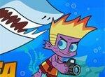 Джонни – фотограф под водой