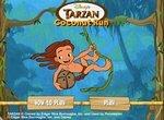 Тарзан: Собираем кокосы