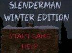 Слендермен: Зимния версия в 3D