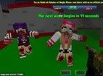 Пиксельная война: SWAT против Зомби