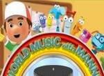 Умелец Мэнни: Музыка народов мира
