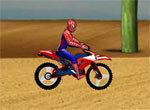 Человек-паук: Триал на мотоцикле