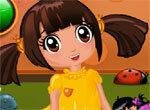 Любимая кукла сестры