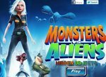 Монстры против пришельцев: Спрятанные предметы