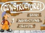 Строить дома: Деревянный конструктор