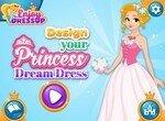 Создай для принцессы платье мечты