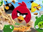 Злые птички: Пазл