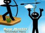 Герой Стикмен: Мастер стрельбы из лука