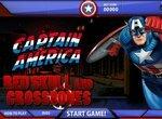 Капитан Америка: Красный Череп и Брок Рамлоу