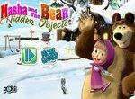 Маша и Медведь: Спрятанные предметы