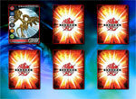 Бакуган: Одинаковые карточки