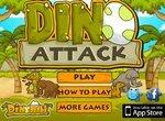 Динозавры атакуют людей