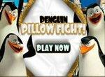 Пингвины Мадагаскара 3: Бой подушками