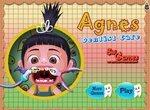 Агнес у зубного врача