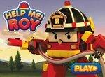 Робокар Поли и его друзья: Рой тушит пожар