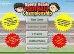 Спортивные головы в футбольном чемпионате